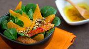 Recette : Salade d'hiver aux oranges