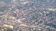 Charleroi : Nouveaux travaux en vue pour monter sur le R9