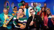"[Zapping 21] Ringo Starr reprend ""Yellow Submarine"" avec des instruments d'enfants chez Jimmy Fallon"