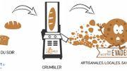 Crumbler, la machine qui broie du pain pour faire de la farine
