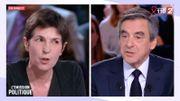 Tout comprendre sur le clash entreChristine Angot et François Fillon sur France 2