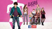 """Retrouvez les jeunes acteurs de """"Lucas etc.""""dans un Facebook Live"""