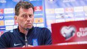 Le sélectionneur grec Skibbe veut obtenir au minimum 1 point à Bruxelles
