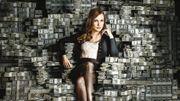 """Jessica Chastain reine de tripots pour VIP dans """"Le grand jeu"""""""