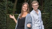 Florentin et Annick forment le dernier duo de cette Belgodyssée !