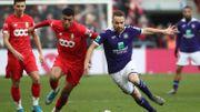 Le Standard gaspille à Sclessin, Anderlecht obtient un point flatteur à 10