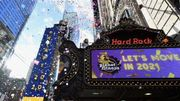 Une application vous transporte à New York pour le réveillon du Nouvel An