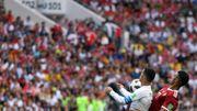 """Des policiers blessés """"sans raison"""" après le match de football Portugal-Maroc: deux arrestations"""