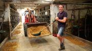 Fabrice, agriculteur à Plombières: «Être membre de Fairebel, c'est avoir un produit qui nous appartient»