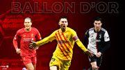 Lionel Messi remporte son 6e Ballon d'Or, Hazard 13e devant De Bruyne