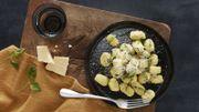 Recette : Gnocchis de pommes de terre
