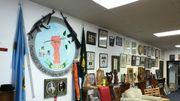 Les anciens prisonniers de l'IRA ont pignon sur rue, avec leur exposition d'objets issus de leurs trente ans de lutte armée.