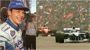 Portugal 1996 : Le dépassement génial, par l'extérieur, de Villeneuve sur Schumacher