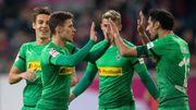 Hazard donne deux assists et provoque une rouge lors de la victoire de Gladbach face à Schalke