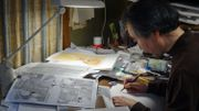 """Jiro Taniguchi : """"J'ai toujours à l'esprit l'effet que peuvent avoir mes dessins sur autrui"""""""