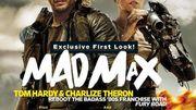 """Mad Max : Fury Road"" : première photo apocalyptique"