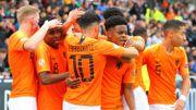 Les Pays-Bas sacrés champions d'Europe chez les U17 face à l'Italie