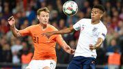"""""""Nous n'abandonnons jamais"""", prévient le Néerlandais de Jong"""