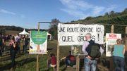 Plus de1000 personnes ont manifesté contre le projet du contournement nord de Wavre
