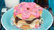 Le Flash tendance de Candice: le donut-pancake