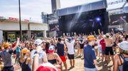 Nouveau record avec 42.000 festivaliers au Ronquières Festival