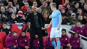 """Guardiola loue le """"niveau extraordinaire"""" de Kevin De Bruyne cette saison"""