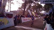 Pinot domine Contador à Jaen, Wellens repris à 5km de la ligne