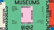Concours : Nocturnes des Musées bruxellois