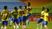 Mondial U17: le Brésil élimine la France (3-2) et affrontera le Mexique en finale