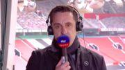 """""""Dégoûté"""" par la Super League, Gary Neville dénonce un """"acte criminel"""" contre les fans de football"""