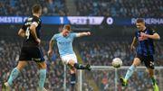 City poursuit tranquillement sa route en Cup, capitaine KDB à l'assist