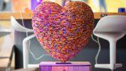 Coeur for Life, l'oeuvre d'Alfredo Longo en vente aux enchères !