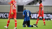 Romelu Lukaku encensé par Conte et par la presse italienne