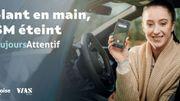 Gsm au volant: 13% des jeunes prennent des selfies en conduisant