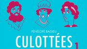 """La BD """"Les Culottées"""" de Pénélope Bagieu adaptée en série télévisée"""