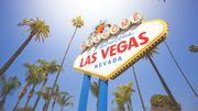 """Le """"strip"""" de Las Vegas, site touristique le plus fréquenté au monde"""