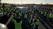 Gilets jaunes: mobilisation belge limitée pour ce deuxième jour d'action