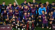 Messi sort du banc pour offrir un 26e titre de champion au Barça