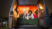 Un cinéma drive-in sur l'esplanade de la Citadelle de Namur jusqu'au 23juillet