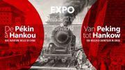 Train World démarre une expo sur la ligne ferroviaire Pékin-Hankou