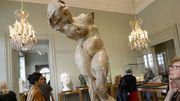 Pau: découverte d'un plâtre exceptionnel d'Auguste Rodin