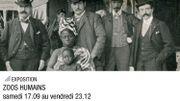 """Expo """"Zoos humains"""" à Liège"""