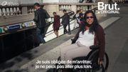 """""""Un parcours du combattant""""… Handicapée, elle raconte son quotidien en fauteuil roulant"""