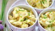 Recette : Curry de chou-fleur au lait de coco