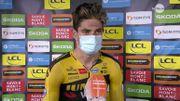 """Wout Van Aert: """"Quand vous avez une équipe pareille!"""""""