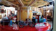 La balade de Carine : Un tour de manège au Musée de la Foire à Saint-Ghislain