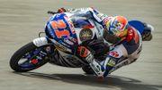 Première victoire en Moto 3 de Fabio Di Giannantonio au GP de Tchéquie