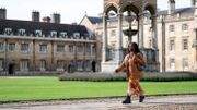 A Cambridge, de plus en plus d'étudiants noirs, encouragés par le rappeur Stormzy