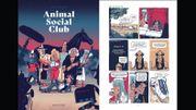 Comics Street : Animal social Club