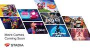 Stadia : Google promet 100 nouveaux jeux en 2021